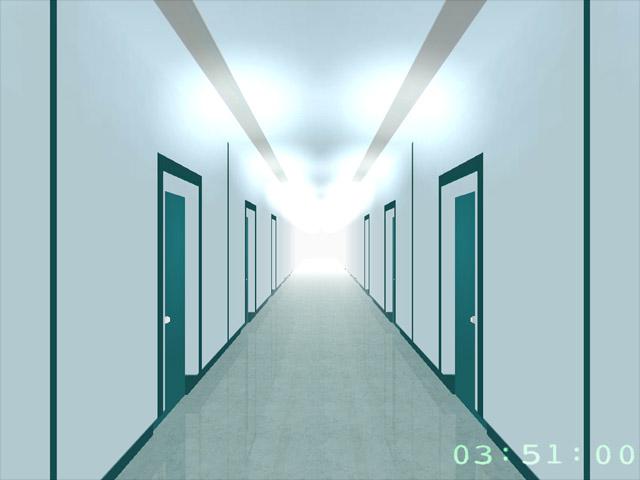 3D Matrix Screensaver: the Endless Corridors 1.1